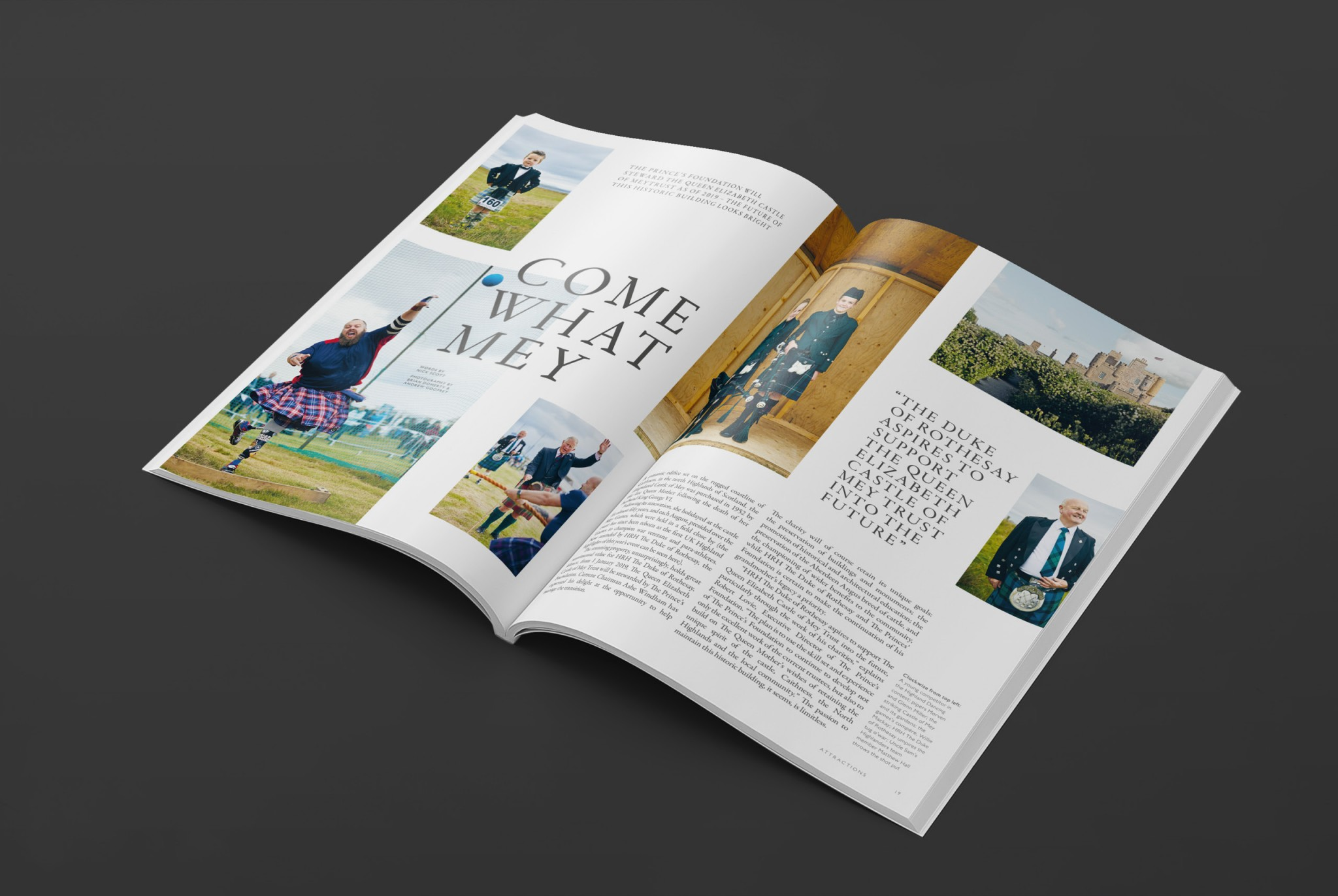 An photo of The Prince's Foundation Magazine Issue 03