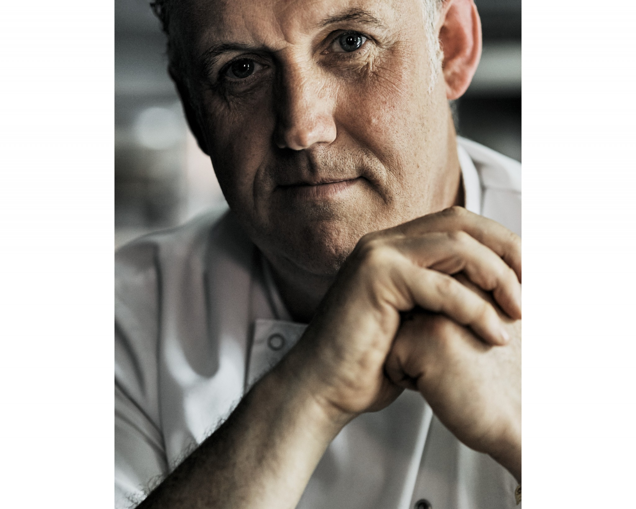 Image of the chef Adam McKissock