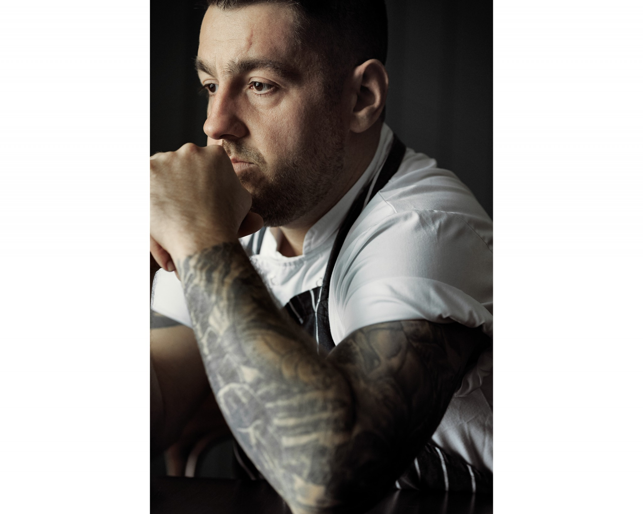 Image of the chef Ross Cochrane