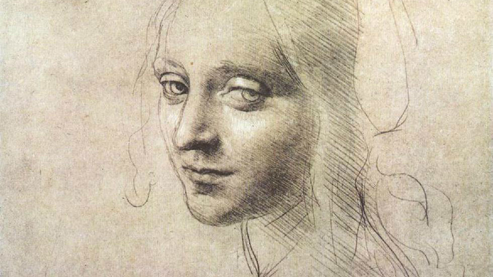 Drawing with silverpoint