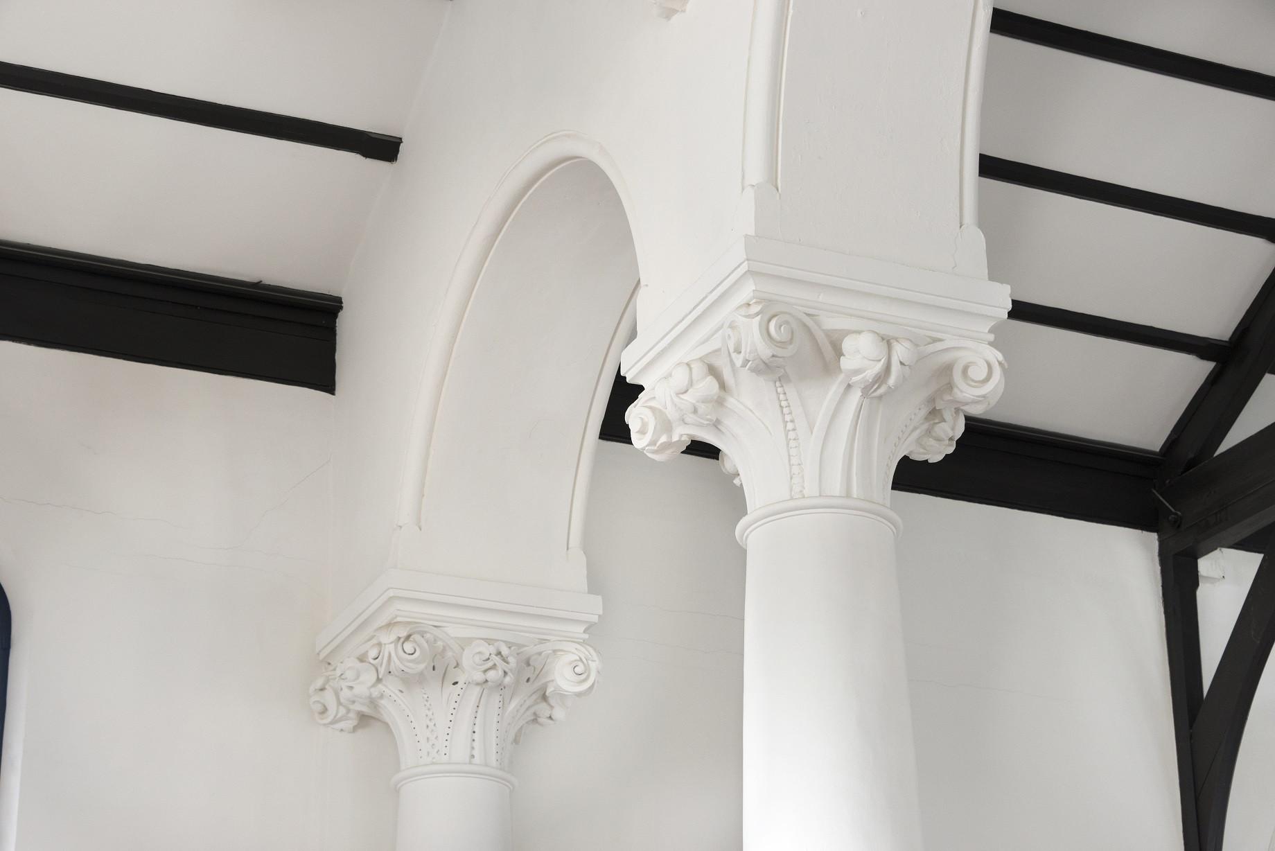 Garrison Chapel Ceiling Detail