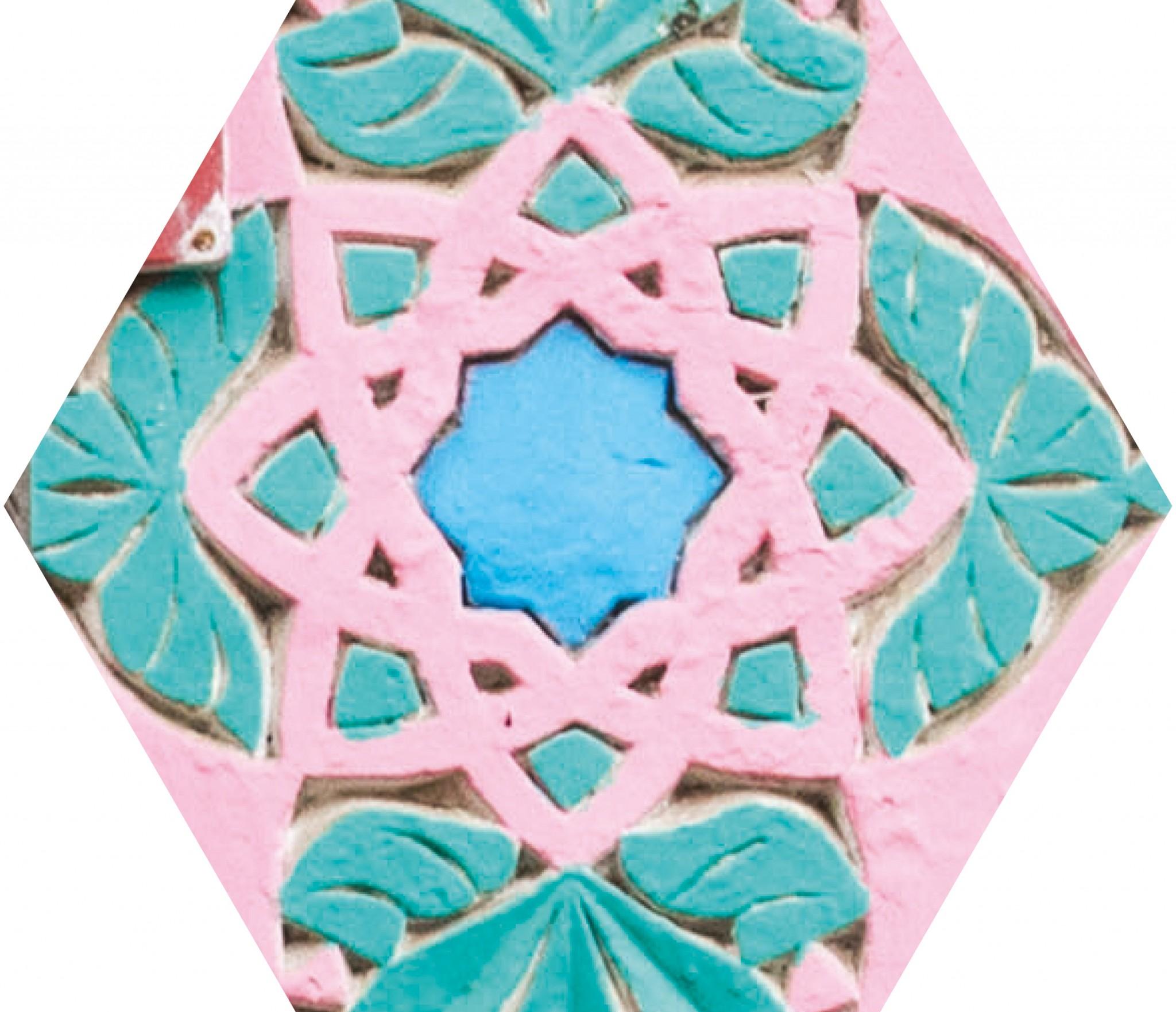 Closeup image of a ornament