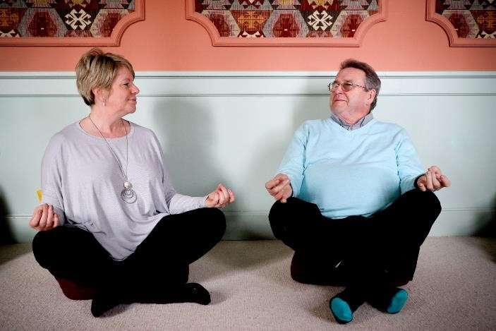 Yoga at Dumfries House Health and Wellbeing Centre