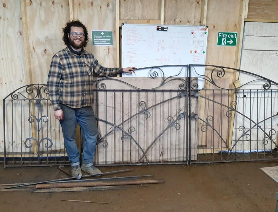 Blacksmith Luke Dudley BCP Live Build 2020