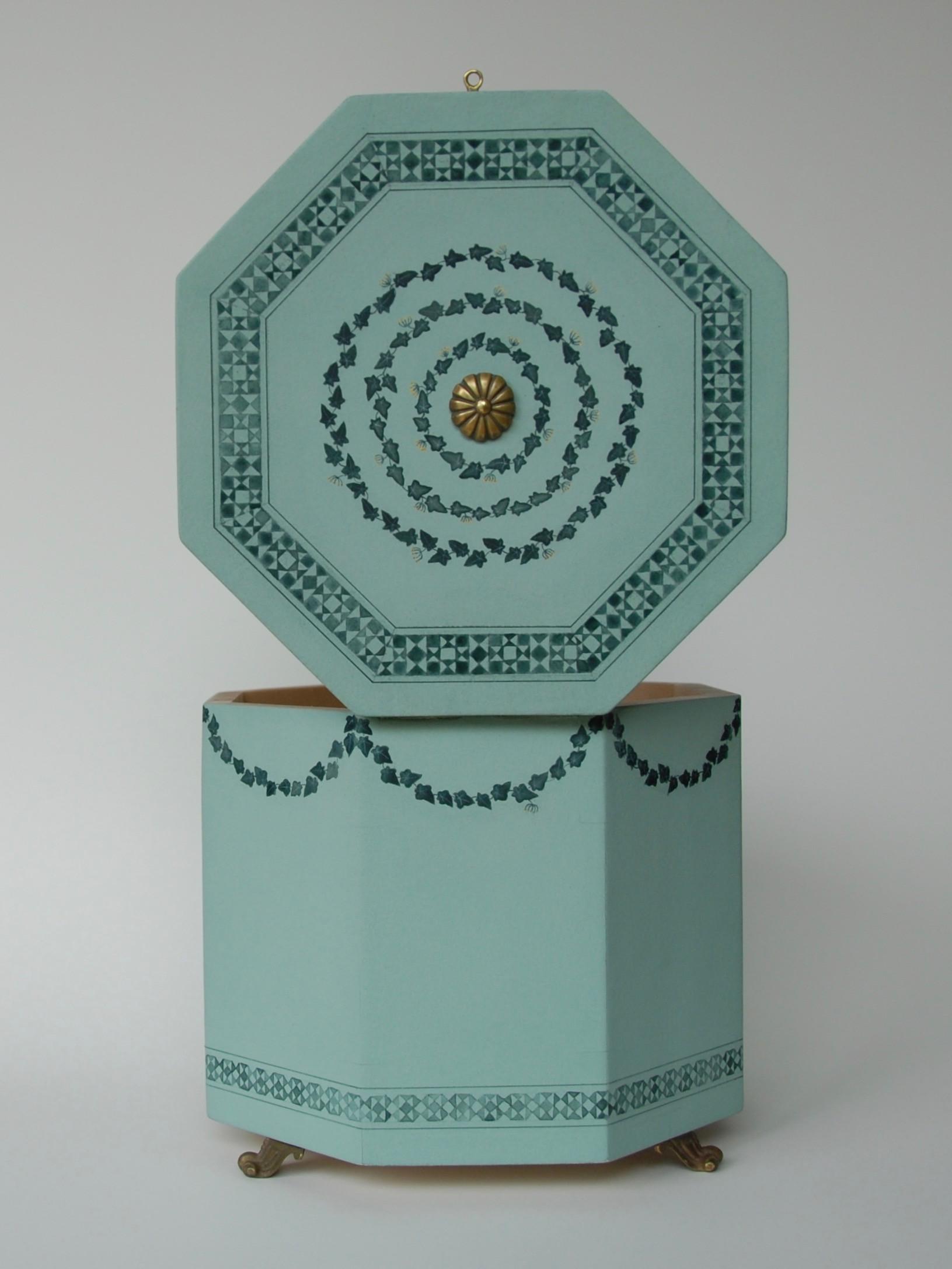 Funerary Box, Ganestam, Degree Show