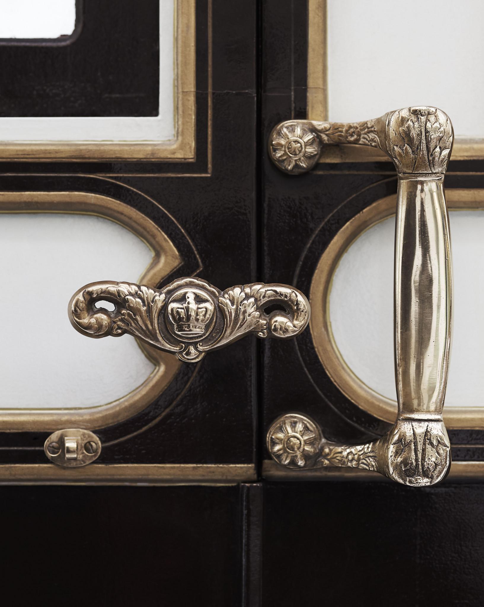 Image of door detail
